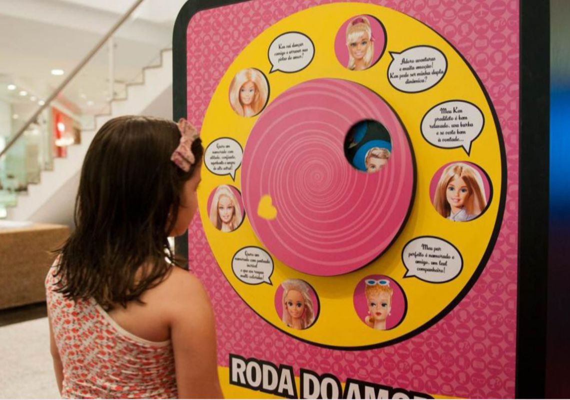 Roda do amor, Shopping Natal, maio 2012
