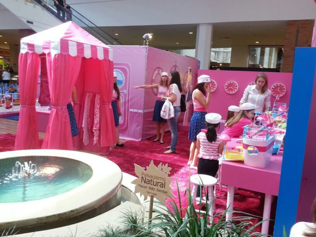 Shopping Praia de Belas, abril 2014